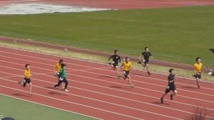 fb 小学生100m